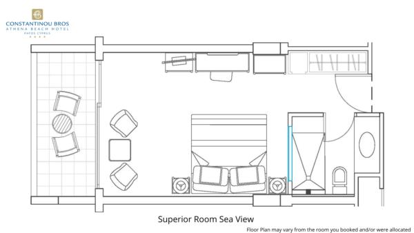 11 Superior Room Sea View