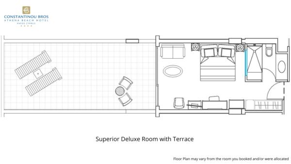 19 Superior Deluxe Terrace Room