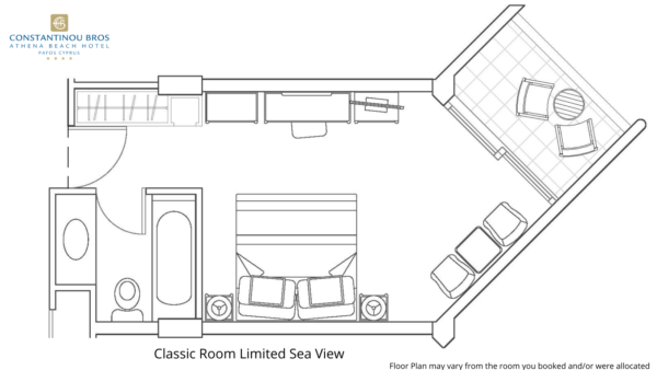 2 Classic Room Limited Sea View
