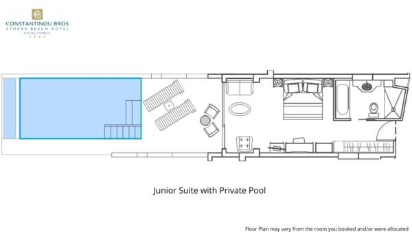 20 Junior Suite with Private Pool