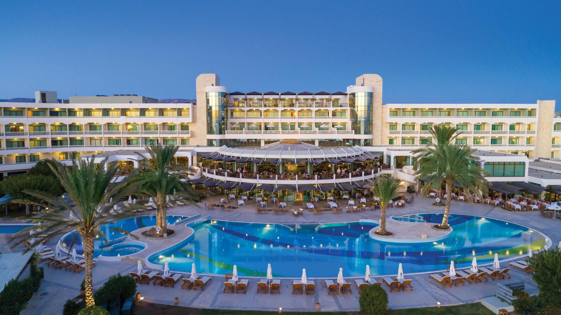 2 ATHENA BEACH HOTEL