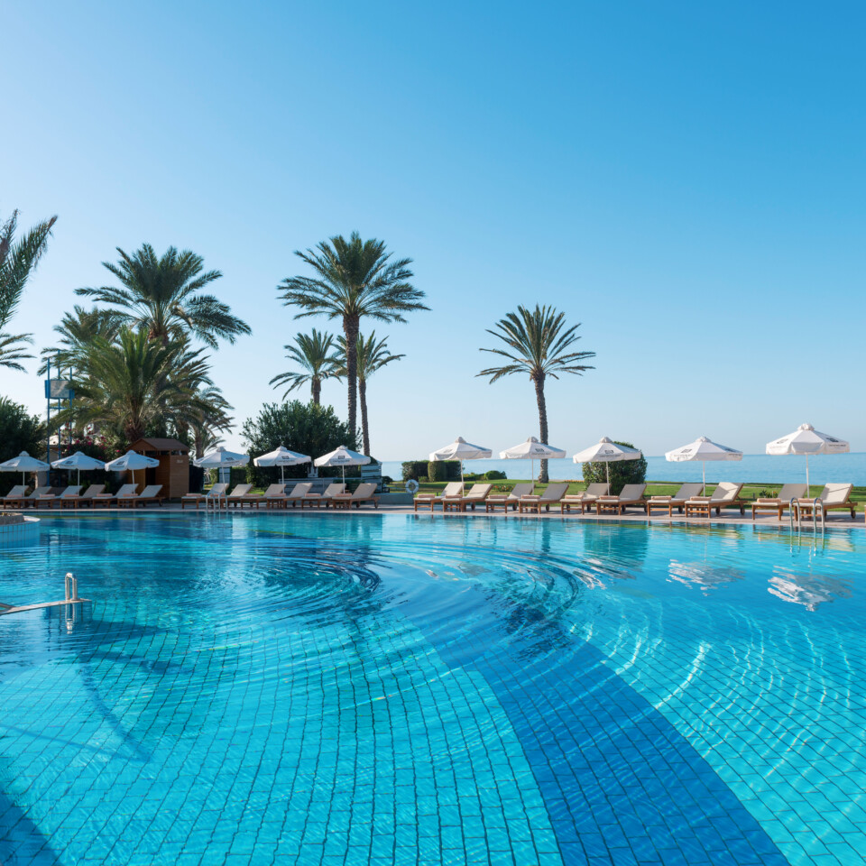 7 ATHENA BEACH HOTEL OUTDOOR POOL