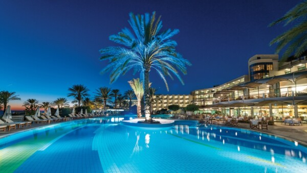 12 ATHENA BEACH HOTEL OUTDOOR POOL