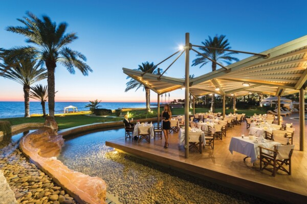 16 ATHENA BEACH HOTEL ADONIS RESTAURANT
