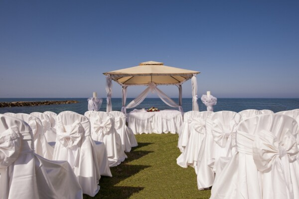42 ATHENA BEACH HOTEL ADONIS WEDDING GAZEBO
