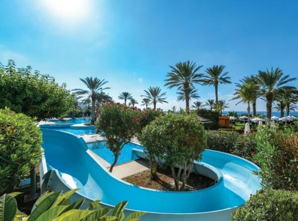 50 ATHENA BEACH HOTEL WATERSLIDE
