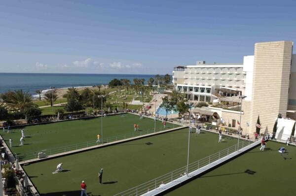 53 ATHENA BEACH HOTEL BOWLING GREENS