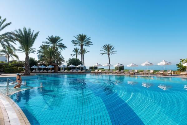 7 ATHENA BEACH HOTEL OUTDOOR POOL