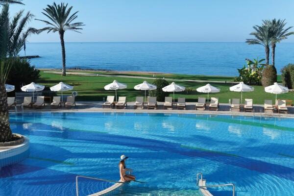 8 ATHENA BEACH HOTEL OUTDOOR POOL