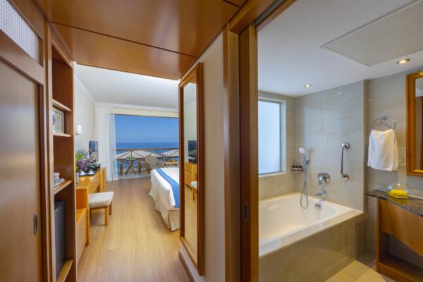 28.4 ATHENA BEACH HOTEL SUPERIOR DELUXE SV ROOM WITH BALCONY
