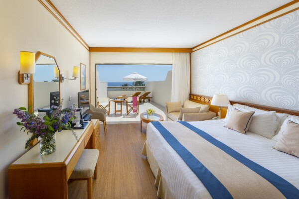 28 ATHENA BEACH HOTEL SUPERIOR DELUXE SV ROOM WITH TERRACE