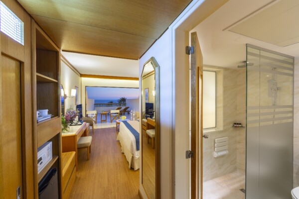 28.1 ATHENA BEACH HOTEL SUPERIOR DELUXE SV ROOM WITH TERRACE