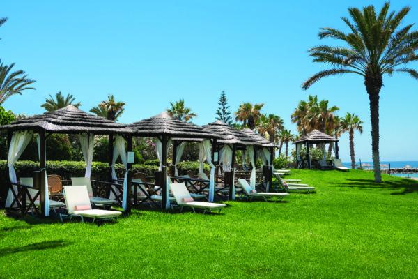 18 ATHENA BEACH HOTEL CABANAS