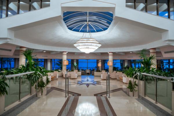 22 ATHENA BEACH HOTEL LOBBY
