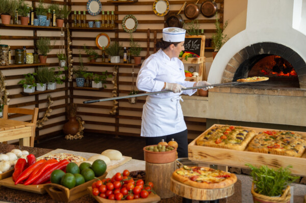 27 ATHENA BEACH HOTEL ITALIAN RESTAURANT