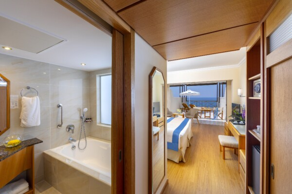 57 ATHENA BEACH HOTEL EXECUTIVE ONE & TWO BEDROOM SUITE WITH TERRACE