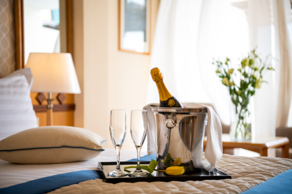 63 ATHENA BEACH HOTEL EXECUTIVE ONE & TWO BEDROOM SUITE WITH TERRACE