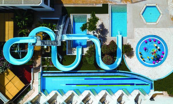 67 ATHENA BEACH HOTEL OASIS SPLASH
