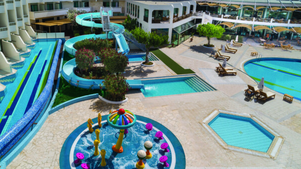 68 ATHENA BEACH HOTEL OASIS SPLASH