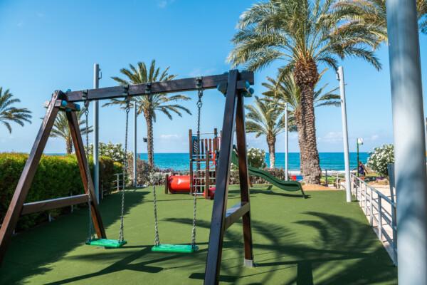 72 ATHENA BEACH HOTEL CHILDREN PLAYGROUND