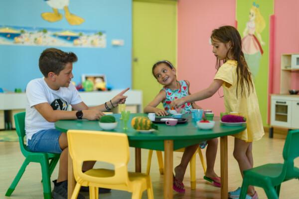 74 ATHENA BEACH HOTEL KIDS CLUB