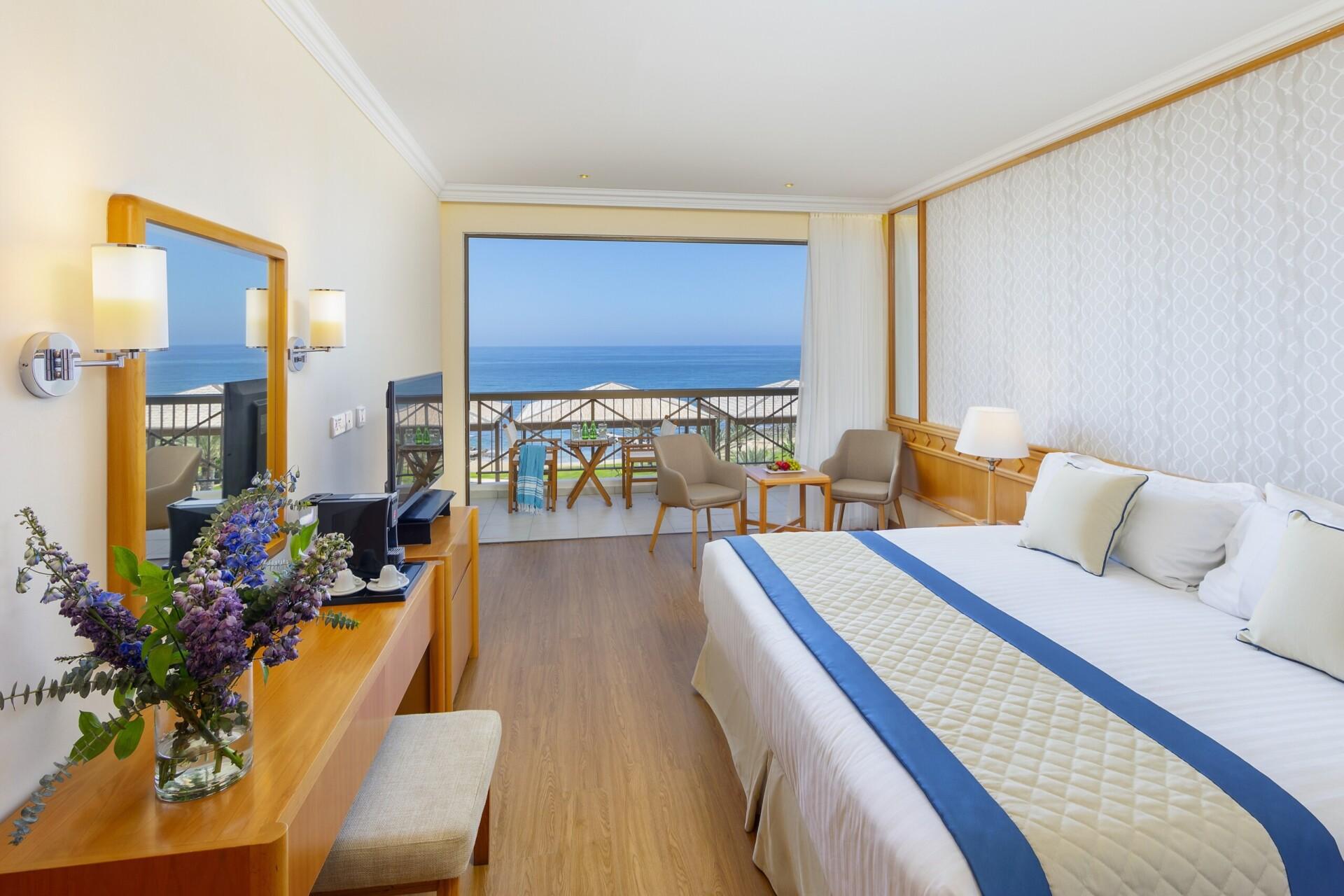 49 ATHENA BEACH HOTEL SUPERIOR DELUXE ROOM SV WITH BALCONY